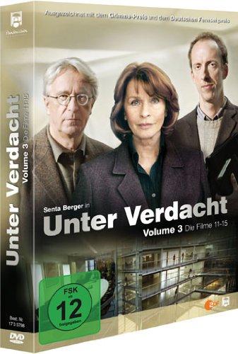 Unter Verdacht - Vol. 3 (3 DVDs)