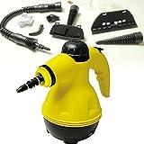 【高圧洗浄機 掃除用品】3気圧 100℃高圧蒸気洗浄 ハンディスチームクリーナー ROYAL-B048