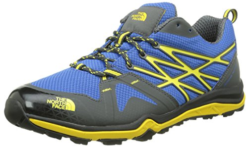 The North FaceM Hedgehog Fastpack Lite - Da trekking. Uomo , Blu (Bleu (Blue Quartz/Freesia Yellow)), 42