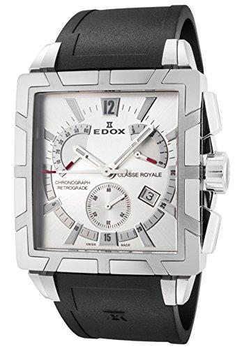 Edox Classe Royale Montre pour hommes 015043AIN