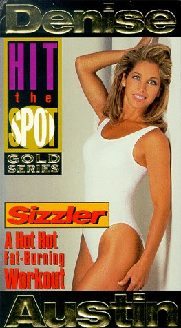 Hit the Spot Gold: Sizzler [VHS]