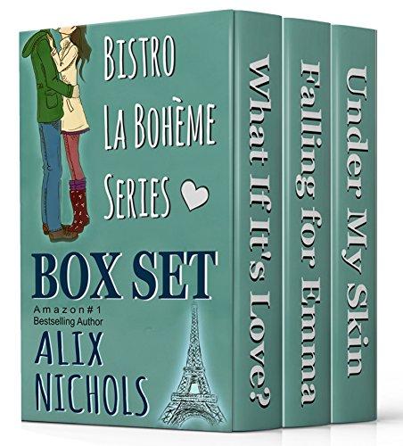 Bistro La Boheme Box Set by Alix Nichols ebook deal
