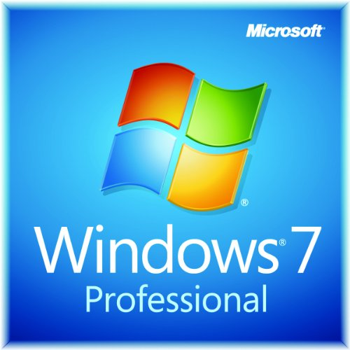Windows 7 Professional SP1 32bit (Full) System Builder OEM DVD 1 Pack