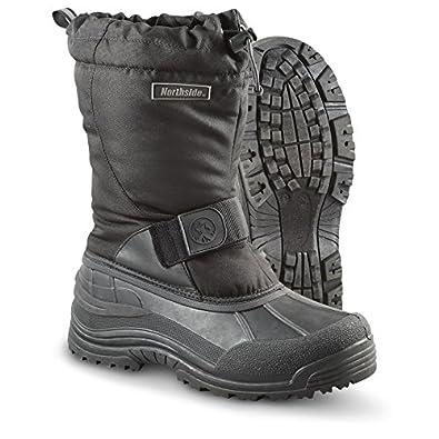 Men's Northside Alberta Sport Boots Black, BLACK, 10M