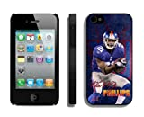 New York Giants NFL Kenny Phillips iPhone 4 4S Hard Case NFL Cover YL8250