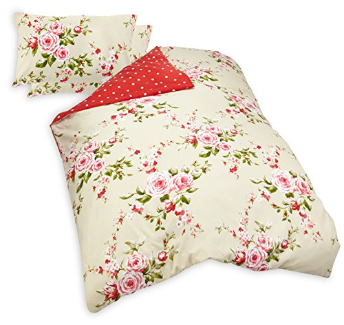 Shabby Chic Pink Bedding 1560 back