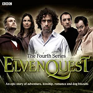 Elvenquest: Complete Series 4 | [Anil Gupta, Richard Pinto, James Cary]