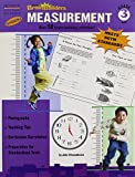img - for Measurement, Grade 3 (Rosen Brain Builders) book / textbook / text book