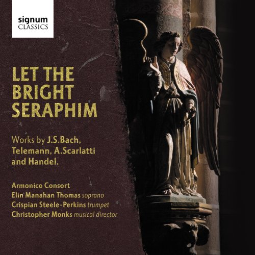 Buy Let The Bright Seraphim From amazon