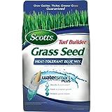 Scotts Turf Builder Grass Seed - Heat Tolerant Blue Mix, 3-Pound
