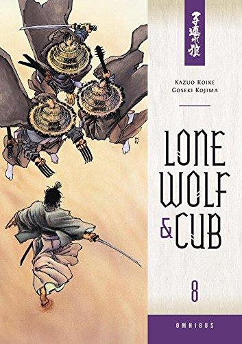 Lone Wolf&Cub Omnibus 08 (Lone Wolf and Cub Omnibus)