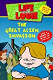 Life with Louie #1: Great Alien Invasion (0061071293) by Hall, Katy