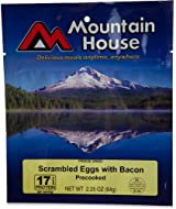 Mountain House Eggs with Bacon - 1.5 Servings