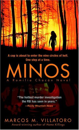 Image for Minos: A Romilia Chacon Novel (Romilia Chacon Mysteries (Paperback))