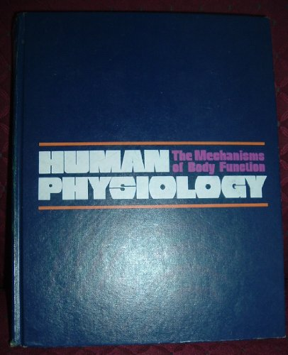 Human Physiology The Mechanisms of Body Function PDF