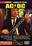 Learn to Play Ac/Dc Volume 1 [Import anglais]