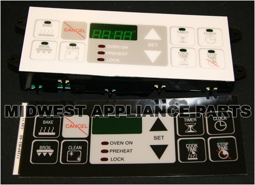 Maytag Stove / Oven / Range Electronic Clock Control 12001628 (Maytag Oven Parts compare prices)