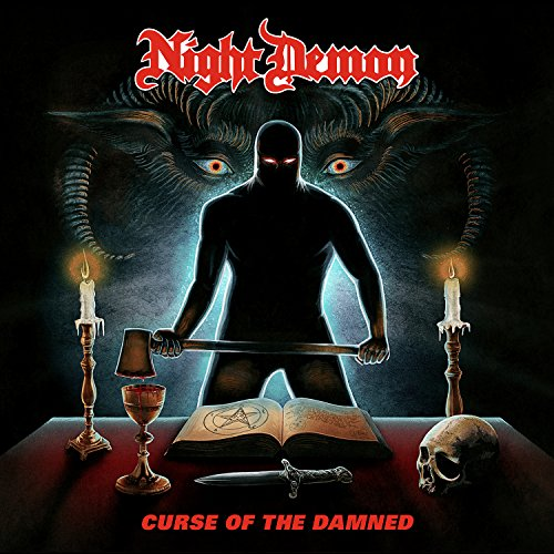 Night Demon-Curse of The Damned-CD-FLAC-2015-FORSAKEN