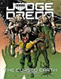 img - for Judge Dredd: The Cursed Earth Uncensored book / textbook / text book