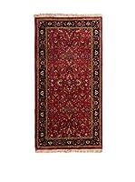 QURAMA Alfombra Sarouk Rojo/Multicolor 123 x 66 cm
