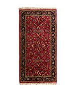Navaei & Co. Alfombra Sarouk Rojo/Multicolor 123 x 66 cm