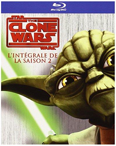 Star wars [Blu-Ray Disc] : The Clone Wars. Saison 2