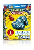Crayola Melt N Mold Crayon Cruiser Expansion Pack