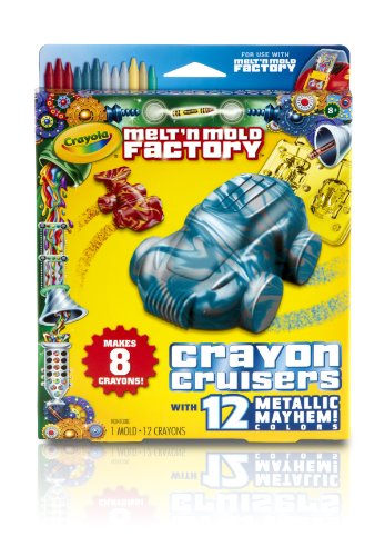 Crayola Melt 'N Mold Crayon Cruiser Expansion Pack front-1008667