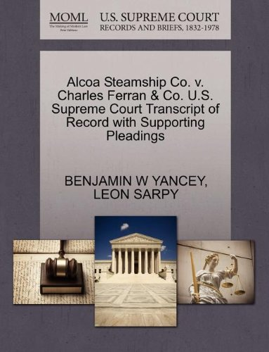 alcoa-steamship-co-v-charles-ferran-co-us-supreme-court-transcript-of-record-with-supporting-pleadin