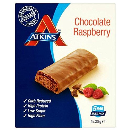 Atkins-Barres-chocolat-Framboise-150g