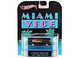Miami Vice Ferrari 365 GTS4 Daytona Spyder 1/64 - Hot Wheels Diecast Models