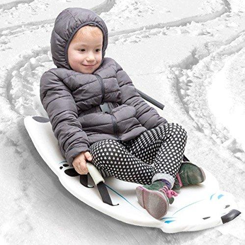 Tavola da Snow Boogie per Bambini Slittino Neve Gioco Bambini