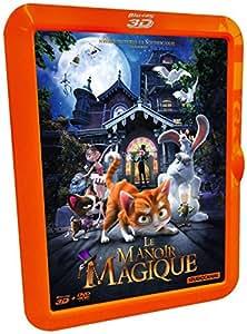 Le Manoir Magique [Combo Blu-ray 3D + DVD]