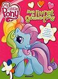 echange, troc Hemma - Mon livret de gommettes My little Pony