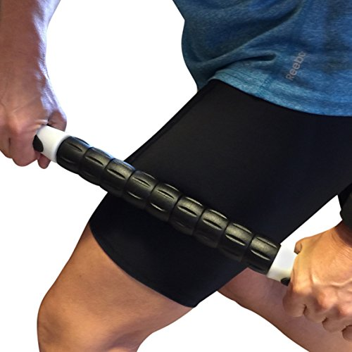 Purchase P.L.Sports Ultimate Muscle Massage Roller Stick with FREE Massage Ball---Fast Relief of Ten...