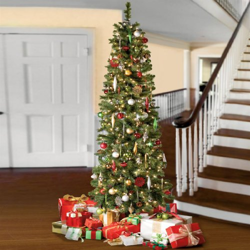 brylanehome 7 pre lit christmas tree