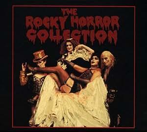 The Rocky Horror Collection (Film Soundtrack, Cast Album, Event Album, Karaoke)