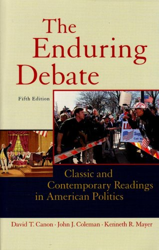 The Enduring Debate: Classic and Contemporary Readings in...