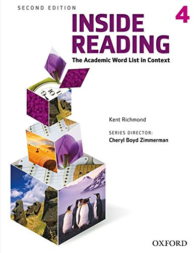 Inside Reading 2ª Edición 4 Student's Book (Inside Reading Second Edition)