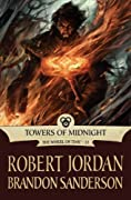 Towers of Midnight (Wheel of Time) by Robert Jordan, Brandon Sanderson cover image