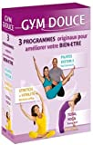 echange, troc Gym douce (Coffret 3 DVD) :yoga fondamental ; pilates 7 ; stretch et votalite
