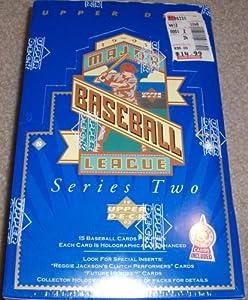1993 Upper Deck Baseball Series 2 Unopened Box by Upper Deck