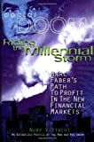 img - for Riding the Millennial Storm: Marc Faber's Path to Profit in the Financial Markets Hardcover - November, 1998 book / textbook / text book