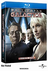 Battlestar Galactica Season 3 [Blu-ray]