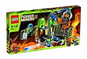 LEGO? Power Miners Lavatraz 8191 by LEGO