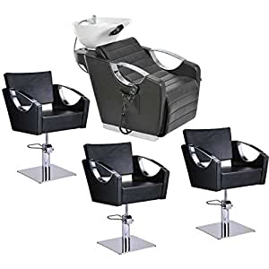 Beauty salon equipment furniture salon for Modern salon furniture packages