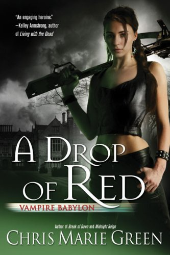 A Drop of Red (Vampire Babylon #4)