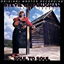 Vaughn, Stevie Ray - Soul to Soul [SACD]