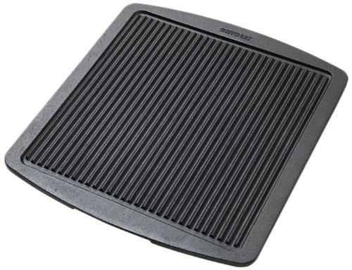Skeppshult 36,5 x 31,5 cm Grill- & Bratplatte, wendbar aus Gusseisen – Made in Sweden günstig bestellen