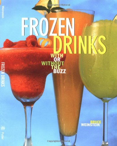 Frozen Drinks: With Or Without The Buzz front-708108